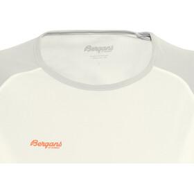 Bergans Slingsby - Camiseta manga corta Mujer - blanco